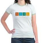 Think! Jr. Ringer T-Shirt