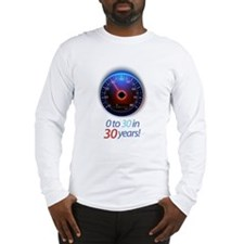 0 to 30 Long Sleeve T-Shirt