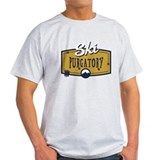 Ski Purgatory Patch T-Shirt