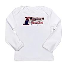 CJ Rayburn Race Cars Logo Long Sleeve Infant T-Shi