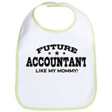 Future Account Like My Mommy Bib
