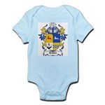 Echlin Coat of Arms Infant Creeper