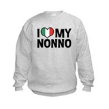 I Love My Nonno Sweatshirt