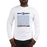 hopeychangeyshirt Long Sleeve T-Shirt
