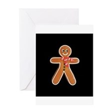 Gingerbread_1.1 Greeting Card