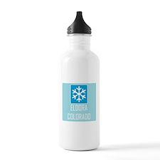 Eldora Snowflake Water Bottle