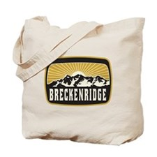 Breckenridge Sunshine Patch Tote Bag