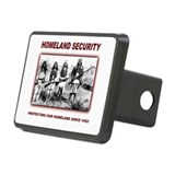 Homeland Security Native Perspective Hitch Cover
