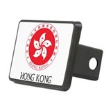Hong Kong SAR Regional Emblem Rectangular Hitch Co
