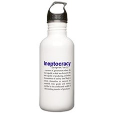 Ineptocracy Water Bottle