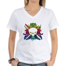 Dentist Pirate Skull Shirt