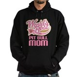 Pit Bull Mom Hoody
