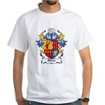 Dirom Coat of Arms White T-Shirt