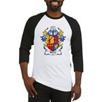 Dirom Coat of Arms Baseball Jersey