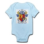 Dirom Coat of Arms Infant Creeper