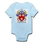 Dawson Coat of Arms Infant Creeper