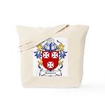 Dawson Coat of Arms Tote Bag