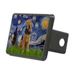 5.5x7.5-Starry-Airedale1.png Rectangular Hitch Cov