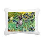 5.5x7.5-Irises-AHT2.png Rectangular Canvas Pillow