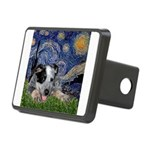 TILE-Starry-ACDpup.PNG Rectangular Hitch Cover
