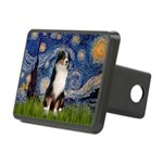 TILE-Starry-Aussie2.png Rectangular Hitch Cover