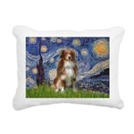 PILLOW-Starry-Aussie4-K.png Rectangular Canvas Pil
