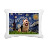 MP-Starry-AussieTerrier.png Rectangular Canvas Pil