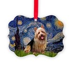 MP-Starry-AussieTerrier.png Picture Ornament