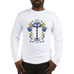 Daniell Coat of Arms Long Sleeve T-Shirt