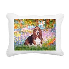 PILLOW-Garden-M--Basset1.png Rectangular Canvas Pi