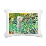 TILE-IRISES-Bedlington1.png Rectangular Canvas Pil