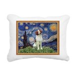 Starry / Brittany S Rectangular Canvas Pillow