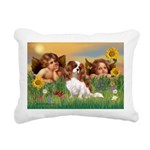 CHERUBS-Cav2B.png Rectangular Canvas Pillow