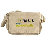 Chemists Do It Periodically Messenger Bag