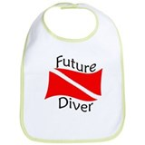 Future Diver Bib