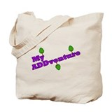 My ADDventure Tote Bag
