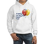 Balloons! Hooded Sweatshirt