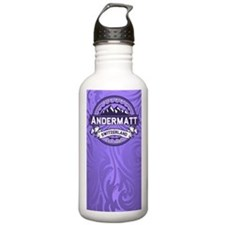 Andermatt Violet Water Bottle