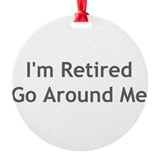 Im Retired Ornament