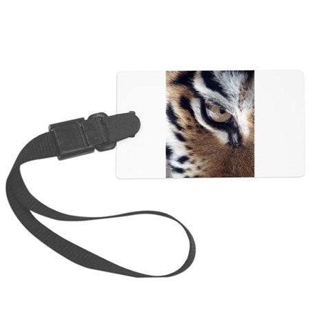 tigereye.jpg Large Luggage Tag