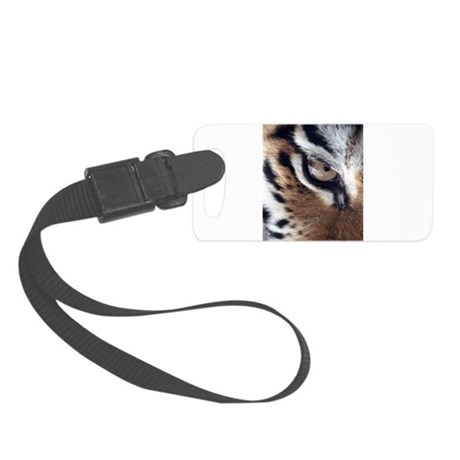 tigereye.jpg Small Luggage Tag