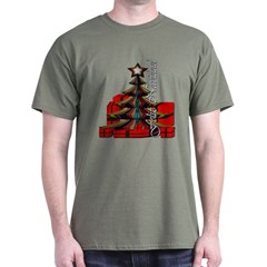 Feliz Navidad Dark T-Shirt