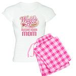 Russian Hound Mom Women's Light Pajamas