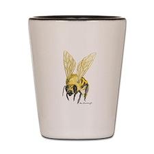 Honey Bee ~ Shot Glass
