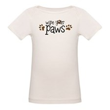 Wipe Your Paws Tee