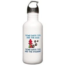 Some Days Sports Water Bottle