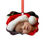 Add Your Photo Custom Picture Ornament