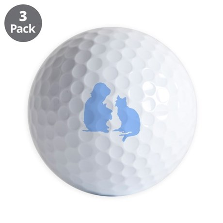 catnchild2a.png Golf Balls