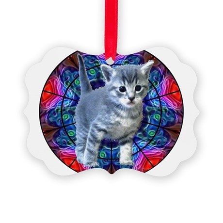 kittenkaleid1a.png Picture Ornament