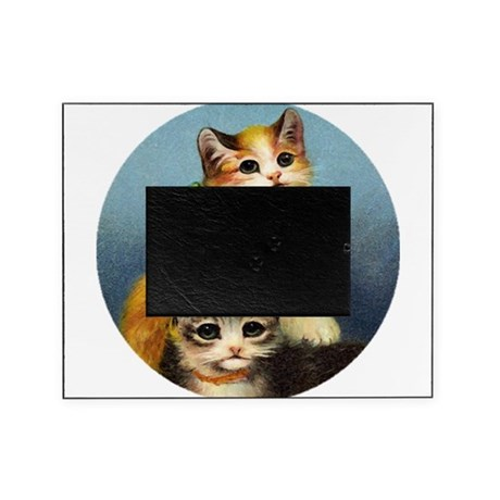 Cute Kittens Picture Frame